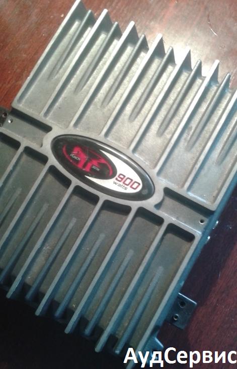 Ремонт автоусилителя Rockford Fosgate Punch 301S