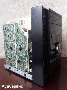 Ремонт домашнего кинотеатра Panasonic SА-VK960