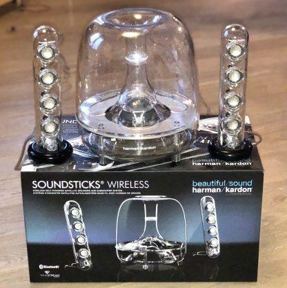 Ремонт Harman Kardon Soundsticks Wireless
