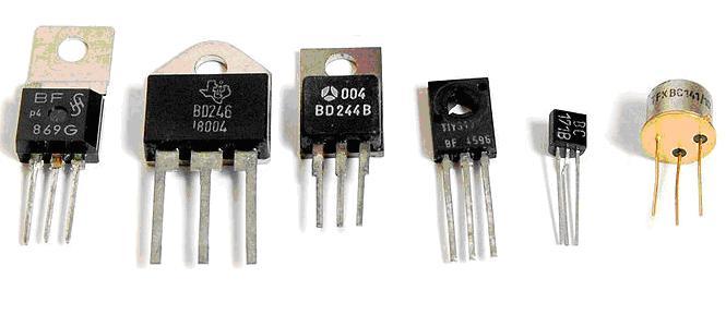 Замена выходных транзисторов