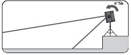 Размещение акустики на штативе
