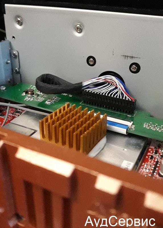 Ремонт китайской автомагнитолы с сенсорным экраном